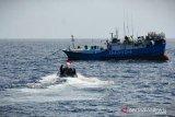 TNI AL tangkap KIA ilegal asal Taiwan di laut Natuna Utara