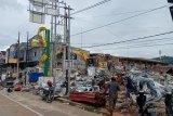 Pengungsi gempa di Mamuju kesulitan air bersih