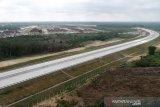 Progres konstruksi Tol Pekanbaru-Bangkinang capai 56 persen, begini penjelasannya