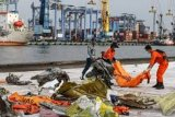 RS Polri terima 325 kantong jenazah hingga pencarian dinyatakan dihentikan