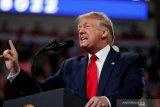 Trump buka kantor di Florida dorong agenda pemerintahan sebelumnya