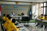 LL DIKTI Wilayah X terima kunjungan Mahasiswa Universitas Lancang Kuning
