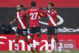Southampton singkirkan Arsenal dari Piala FA berkat gol bunuh diri Gabriel