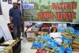 IKA Smansa Makassar salurkan bantuan kepada korban gempa di Mamuju