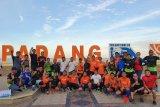 Komunitas karambia Runners dan Audy gelar lari bersama
