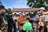 Pemkab Kapuas distribusikan bantuan banjir Kalsel