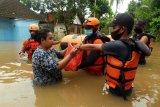 Jember bahu membahu tangani banjir tanpa dukungan APBD