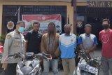 Polisi Jayapura amankan pengedar ganja dan curanmor
