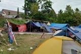 Ribuan pengungsi di Mamuju belum mau pulang