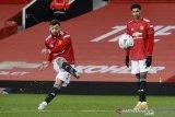 Bruno Fernandes bawa United lewati Liverpool di Piala FA