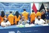 Polisi ciduk pengguna surat tes  COVID-19 palsu