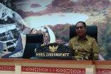 Wagub Nae Soi kembali berkantor usai dinyatakan sembuh dari Corona