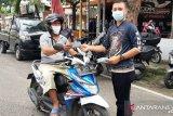 Komunitas Honda ADV & PCX gelar charity ride di Kotamobagu