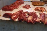 Harga daging Sapi di Sukamara turun Rp5 ribu per kg