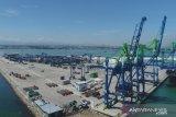 Progres pembangunan Makassar New Port mencapai 70 persen