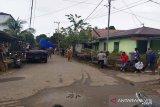 Pasar mingguan di Temanggung Djaya Karti Bartim belum diperbolehkan buka