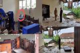 Patung Bunda Maria tetap kokoh saat banjir-longsor Manado