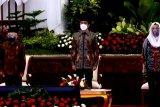 Presiden Jokowi dan Wapres luncurkan Gerakan Nasional Wakaf Uang