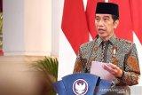 Presiden Joko Widodo harap Bank Syariah Indonesia terbuka untuk siapa saja