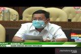 Presiden Joko Widodo menandatangani regulasi penggabungan BUMN Pangan