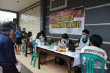 Polda Sulut buka pelayanan kesehatan gratis korban bencana  Manado