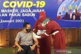 Aparat keamanan Temanggung kawal penyimpanan vaksin COVID-19
