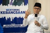 Ketua umum DPP PAN Zulkifli Hasan menilai UU Pemilu masih relevan