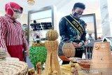 Mengoptimalkan industri kreatif Kalteng guna menyasar luar negeri