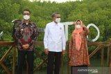 Gubernur Sulsel segera tindaklanjuti abrasi Sungai Tui di Kabupaten Sinjai
