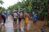 Kampung Peling Diterjang  Banjir Bandang Sebabkan 11 Rumah Rusak