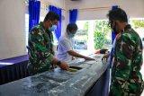 Temuan benda mirip sayap pesawat terbang di pantai wisata Lagoi Bintan dibawa ke Jakarta
