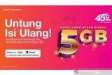 Apresiasi pelanggan setia, 3 Indonesia beri  tambahan kuota hingga 5GB setiap isi ulang