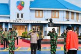Presiden Joko Widodo resmikan Jalan Tol Kayu Agung-Palembang