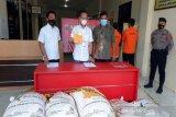 Edarkan pupuk subsidi tanpa izin, dua warga ditahan Polres Karanganyar
