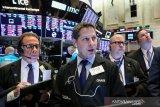 Saham-saham Wall Street dibuka bervariasi jelang pekan laporan laba