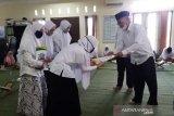 Baznas Temanggung salurkan beasiswa tahfidz Al Quran kepada 60 santri