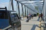 Jembatan Jelarai Diperbaiki, Mulai 30 Januari Arus Lalulintas Dialihkan
