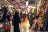 Disdag: Pengunjung Pasar Beringharjo Yogyakarta turun 70 persen