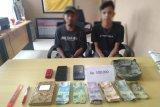 Polisi bekuk dua pelaku judi togel di pasar desa Inhil, begini penjelasannya