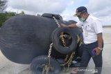 Ini penjelasan TNI AL terkait temuan bola hitam