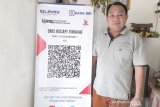 Pengrajin Gunung Mas manfaatkan QRIS untuk sistem pembayaran non tunai