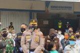 Dua jenazah kecelakaan Sriwijaya SJ-182 tiba di Lampung