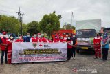 PMI Kalteng salurkan bantuan ke korban banjir di Kalsel