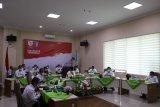 Bupati Pringsewu hadiri acara pertemuan BPK RI Perwakilan Lampung