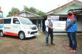 Pertamina serahkan ambulans kepada Yayasan Gelora Serayu Banyumas