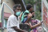 Pengungsi Merapi di barak Glagaharjo kembali  ke rumah
