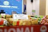BNN sita 211 kg sabu dari dua pengungkapan di Sumsel dan Aceh
