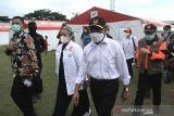 Menko PMK apresiasi BNPB tangani gempa Sulbar