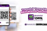 Dukung transaksi nontunai, Bank Muamalat secara virtual luncurkan fitur QRIS Code