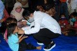 Menteri PPPA motivasi anak pengungsi gempa Sulbar di Mamuju